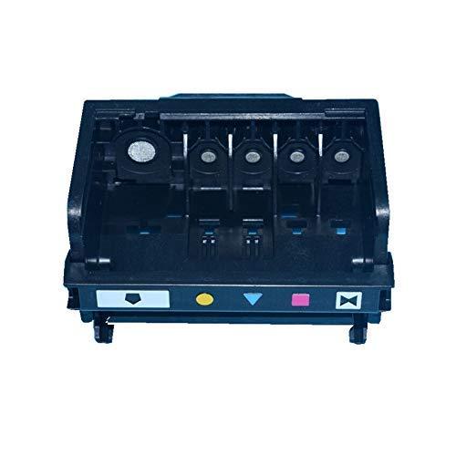 Neigei Accesorios de Impresora Cabezal de impresión HP364 de 5 Colores Apto para Impresora HP Photosmart Premium C309a C309n / g C310a C410b C510a B8550 C5324 C5380 C6324 C6380 D5460