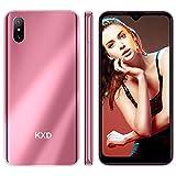 Smartphone ohne Vertrag KXD D58 Günstige 4G-Android-Smartphone 6,22