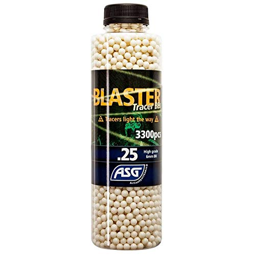 Blaster ASG Tracer 0.25g BBs 3300 BBs In Bottle