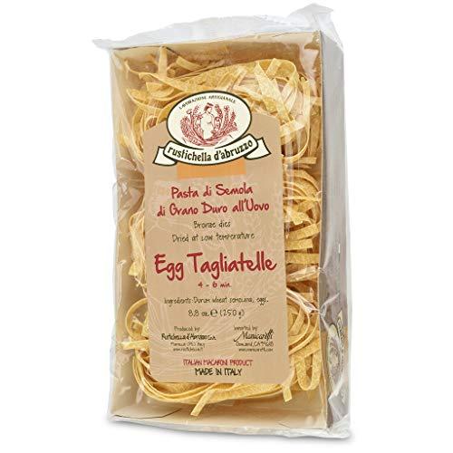Rustichella d'Abruzzo Tagliatelle Egg Pasta – 8.8 Ounce