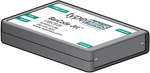 Typehaus Inc BarcodeJet Level IV for All Networked LaserJet, ColorLaserJet and MFP Printers 11B528-00