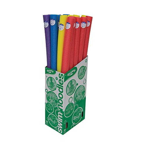 SwimWays Super Swim Pool Noodle Set - Pack of 35 - Multicolor