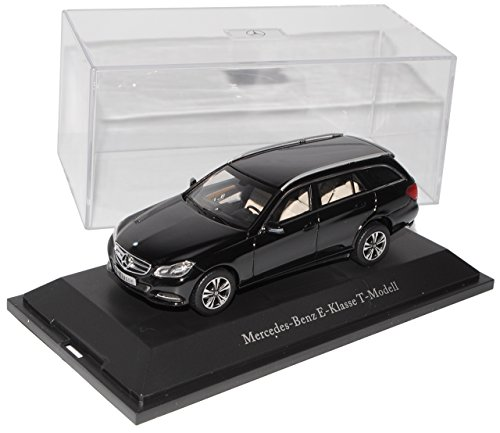 bester der welt Kyosho Mercedes-Benz E-Klasse Kombi T Modell Obsidian Schwarz W212S212 von Facelift 2013 1/43… 2021