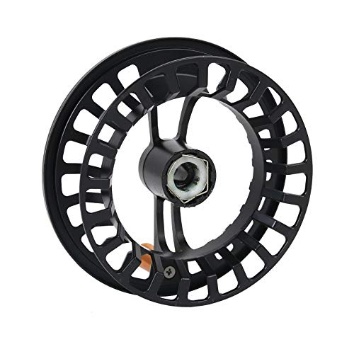 MAXIMUMCATCH Maxcatch Tail Fly Fishing Reel Waterproof Light Weight Large...
