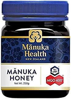 Manuka Health MGO 400+ Manuka Honey, 250gr