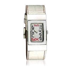 D&G DW-0055 – Reloj de Señora Movimiento de Cuarzo con Correa