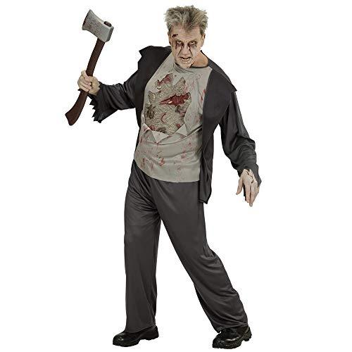 WIDMANN- Disfraz de zombi para adultos, Multicolor, extra-large (07294)