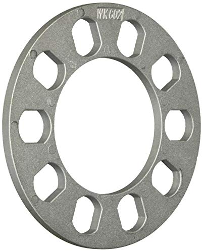 White Knight Wheel Accessories 602-2 5/16' Aluminum 5x4.5'-5' Wheel Spacer 2 Pack