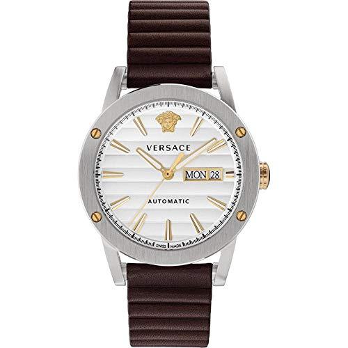 Versace Herren Uhr Armbanduhr Theros Automatic ETA VEDX001 19
