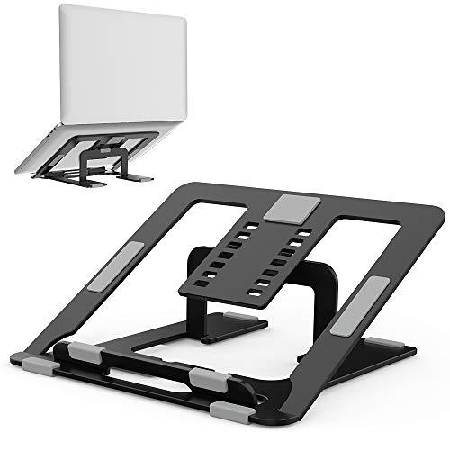 TATE GUARD Multi-Winkel Einstellbar Aluminium Laptopständer (10