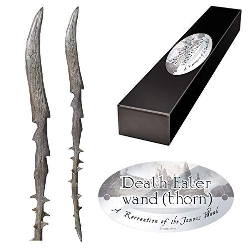 The Noble Collection Harry Potter Mangemort Stick (columna vertebral)