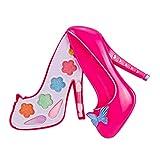 Ruby569y Juego de maquillaje de simulación, juego de niñas simulan juguetes, Lollipop High Heel Grape Kids Girls Simulation Makeup Cosmetics Pretend Toys - 2 #
