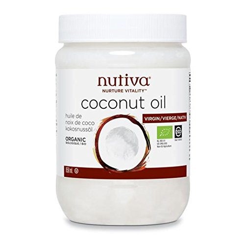 (2 Stück) - Nutiva - Bio-Kokosöl NUT-COC601 | 426 g | 2 PACK BUNDLE
