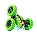 🎁 Powerful and amazing remote car: Our racing car toy not only have the basic skills that ordinary remote control toys should have but also roll and rotate in situ at 360 degrees and drive on double sided. The most outstanding feature of mini rc car ...