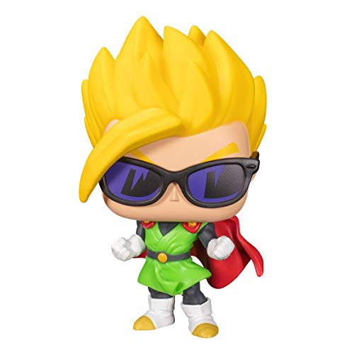 POP! Animation Dragonball Z 889 Super Saiyan Gohan with Sunglasses Popculture Sticker