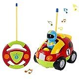 OCDAY Alien Racing Giocattolo Telecomando da Corsa, i Bambini da Corsa Giocattolo, può Gi...