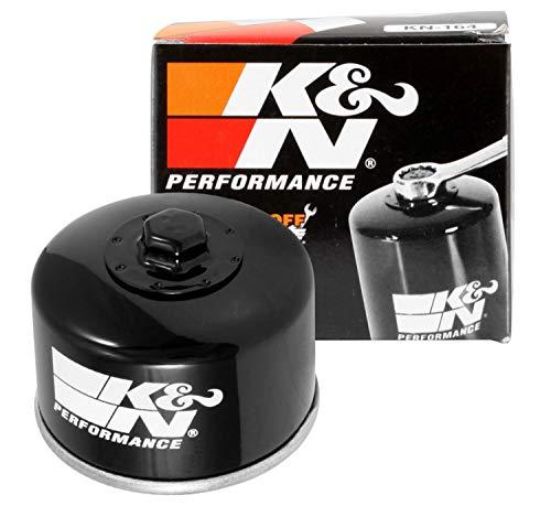 K&N KN-164 Filtro de aceite Oil Filter Powersport Canister Moto