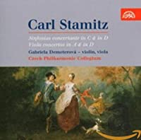 シュターミッツ:ヴィオラ協奏曲 ニ長調 他 (SINFONIA CONCERTANTE / CONCERTOS)