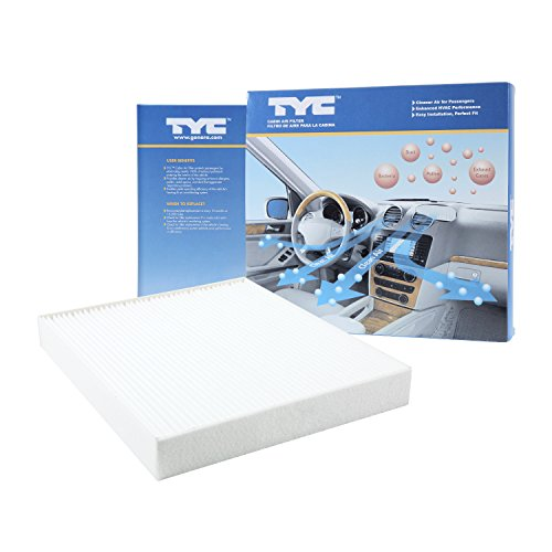 TYC 800217P Compatible with TOYOTA C-HR Replacement Cabin Air Filter
