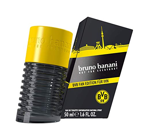 Bruno Banani Man BVB Edition Eau de Toilette, 50 ml