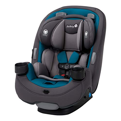 Image of Safety 1st Grow and Go 3-in-1 Car Seat, Blue Coral