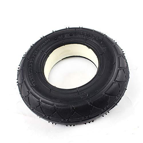 GJJSZ 200 x 50 (8x2) solid/foam filled Tubeless Tire 200x50 for Razor E100 E125 E200 Scooter