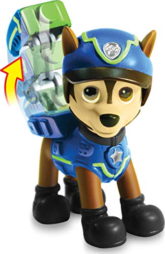 Paw Patrol Action Pack Pups 3pk Figure Set Marshall, Ryder, Chase