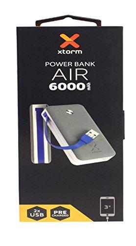 Xtorm Power Bank Air - Cargador de 6000 mAh
