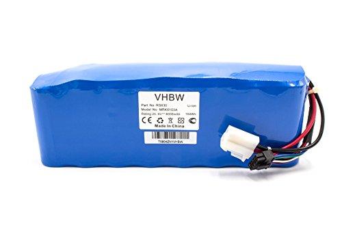 vhbw Akku passend für Robomow RS 630, RS612, RS622, TS, TS 1800, TS1800 Rasenroboter Rasenmäher (6000mAh, 25.6V, Li-Ion)