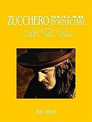 Sugar Fornaciari All The Best Chant/Guitar