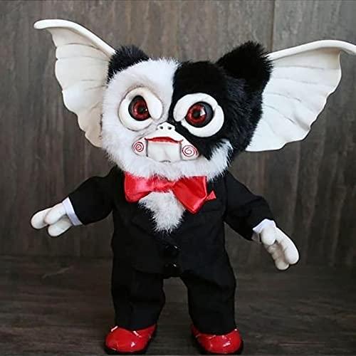 SEAYUN 2021 Nuevo Mogwai hecho a mano Doll-Mogwai Gizmo, miniatura de fieltro Gizmo Art, juguete de peluche para decoración del hogar coleccionables amantes de muñecas, 7.8 pulgadas (profundidad)