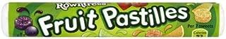 Nestle Nestle Rowntrees Fruit Pastilles Tubes Full Box