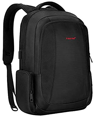 Laptop Backpack Tigernu Business Computer Backpacks Durable Water Resistant Slim Anti Theft Travel Bag