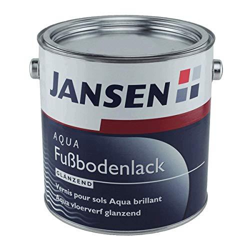 Jansen Aqua Fußbodenlack lichtgrau 2,5l