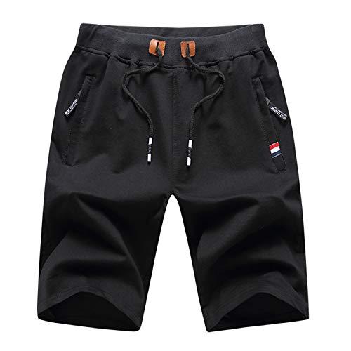 LY4U Pantalones Cortos de Verano para Hombre Pantalones Deportivos Deportivos Pantalones Cortos...