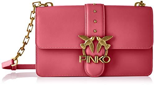 Pinko, LOVE CLASSIC ICON SIMPLY 7 CL Donna, O96_ROSA BRILLANTE, U