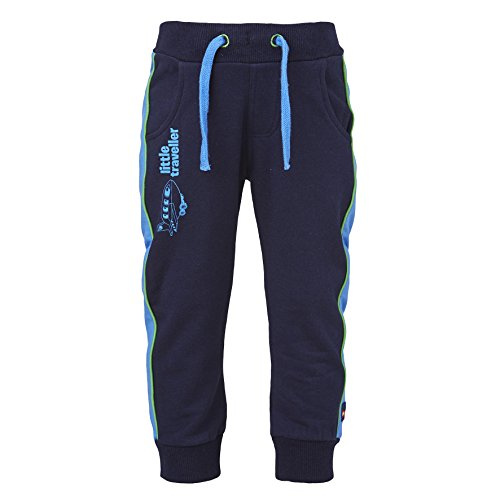 Lego Wear Lego Duplo Parker 601-Sweathose Pantalon, blu (Blau (Midnight Blue 588), 80 cm Garçon