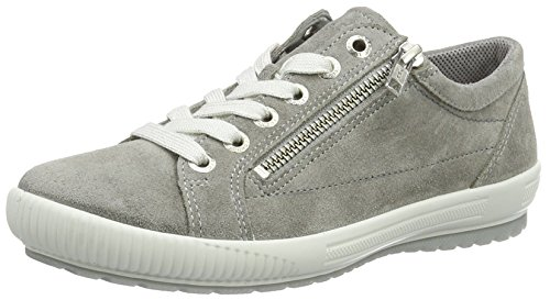 Legero Damen Tanaro Sneaker, Grau (Metall 92), 38.5 EU (5.5 UK)