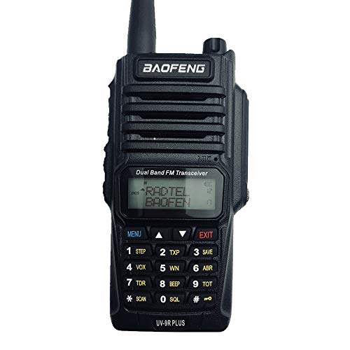 BaoFeng UV-9R Walkie Talkie Radio BF-UV9R IP67 Waterproof Dual Band Radio 8W UV 9R