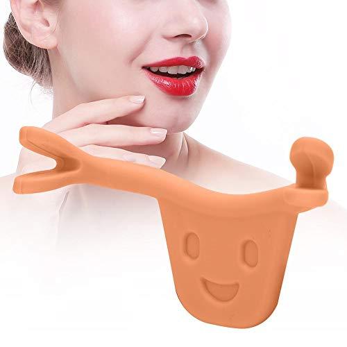 2 Farben Smile Makers, Smile Face Trainer, Sweet Smile Correction Tool Für Das Abnehmen Des Gesichts Lip Exerciser Mundmuskelstraffung Trainer Anti Falten Klammer Für Alle (2#)