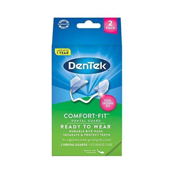Den Tek Ultimate Dental Guard for Nighttime Teeth Grinding Ready To Wear