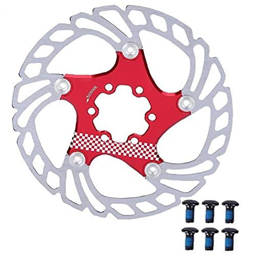 Sabcase 140 Mm Disco De Bicicletas Metal De Freno De Bicicletas Rotores...