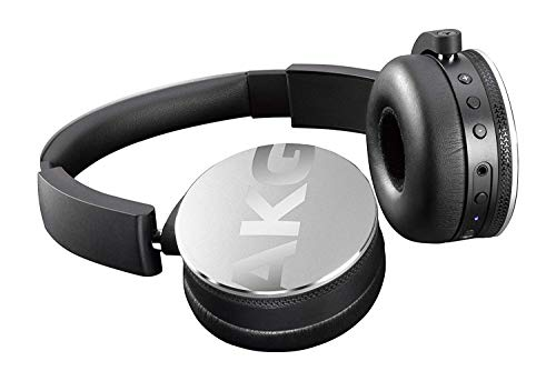 Casque Bluetooth AKG Y50BTBLK Noir Normal Noir
