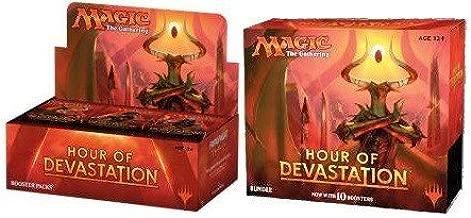 Magic Hour Of Devastation Booster Box + Bundle! MTG Combo Deal