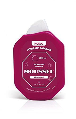 Moussel Gel Baño Classique Aceites Esenciales Naturales