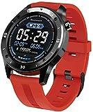 F22 Sport Smart Watch 1 54 Zoll Full Touch Screen Herren Damen Smartwatch Herzfrequenz Blutdruck Fitness Tracker GPS Uhr Ip67 C Classic/C-A