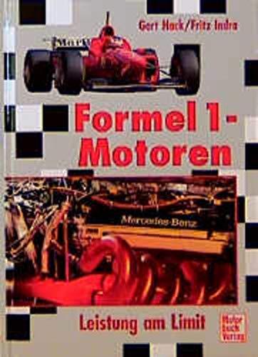 Formel 1-Motoren: Leistung am Limit