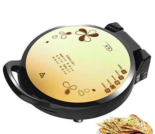 Elektrische Backform zu Hause Heizung Pfannkuchen elektrische Backform Kuchen Maschine kann als persönlicher Pfannkuchen Kekse Eier, etc. jederzeit und überall Frühstück verwendet werden