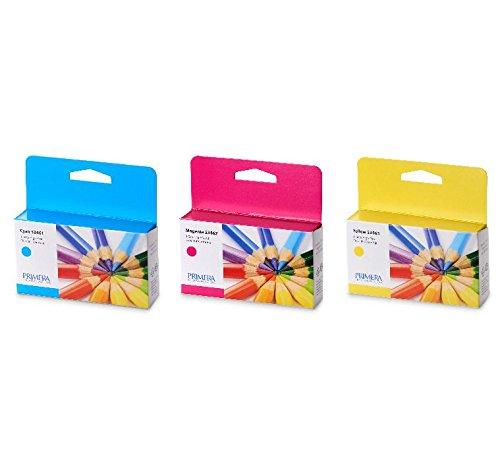 Primera LX1000 High Yield CMY Ink Cartridge Multipack