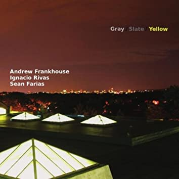 Gray/Slate/Yellow